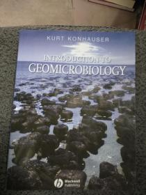 Introduction to Geomicrobiology地质微生物学简介