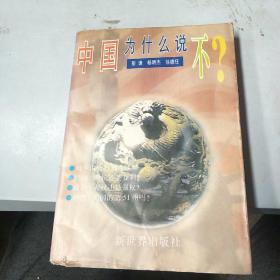 中国为什么说不:冷战后美国对华政策的误区