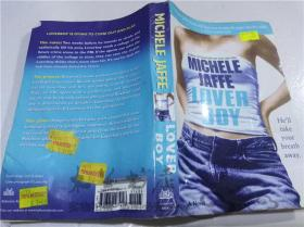 原版英法德意等外文书 LOVERBOY MICHELE JAFFE BALLANTINE BOOKS 2004年 大32开平装