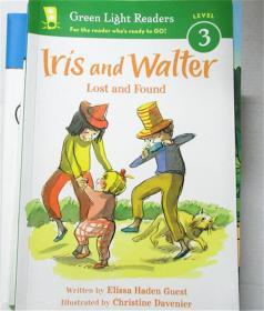尾单 平装 Iris and Walter: Lost and Found 艾丽丝和沃尔特:失物招领