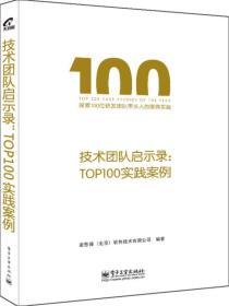 技术团队启示录:TOP100实践案例