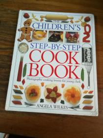 The Children\s Step-By-Step Cookbook(英文原版,少儿学烹饪)