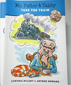 尾单平装 Mr. Putter & Tabby Take the Train