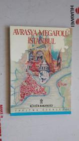 外文原版 (土耳其语?)AVRASYA MEGAPOLÜ iStanbul SEMiH ERYILDIZ  欧亚大陆的  伊斯坦布尔