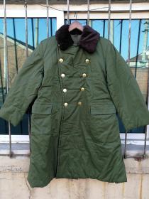 2号军棉大衣