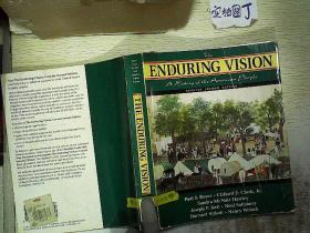 THE ENDURING VISION 16开本