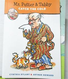 尾单平装 Mr. Putter & Tabby Catch the Cold