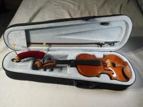 4分之2儿童小提琴
