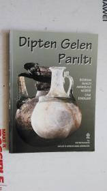 外文原版 (土耳其语?)Dipten Gelen parilti BODRUM SUALTi ARKEOLOJi CAM ESERLERi