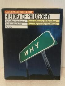世界哲学史 History of Philosophy by Dion Scott-Kakure (哲学)英文原版书