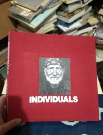 英文原版---THE INDIVIDUALS Portraits from the Gap Collection(人像摄影集)12开软精装