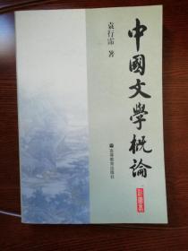 中国文学概论 (彩图版)