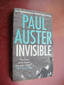 INVISIBLE (by Paul Auster)