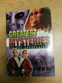 Greatest Mysteries of the Unexplained 无法解释的奥秘(大16开本 英文版)