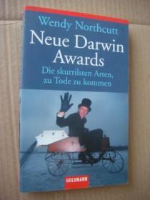 德文原版 Neue  Darwin Awards:Die skurrilsten Arten,zu Tode zu kommen 近全新