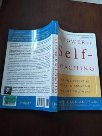 The power of self-coaching [实物图片】