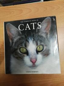 The Complete Book of Cats 猫咪全书 (大12开精装 英文版)
