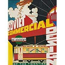 Soviet Commercial Design of the Twenties
