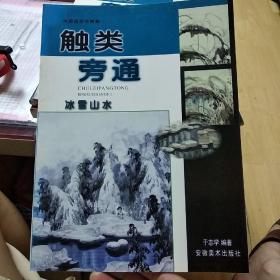 触类旁通:中国画技法新解.冰雪山水技法一览