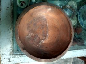 潮汕羚羊钵,直径20厘米