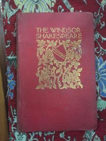 the windsor shakespeare(第14卷)