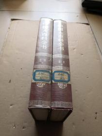中国大百科全书-美术(Ⅰ 、Ⅱ)精装甲种1990年1版1印