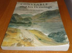 2手英文John Constable and His Drawings约翰康斯特布尔素描