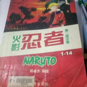 火影忍者(第二部全集.1-14)