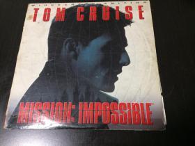 镭射影碟:TOM CRUISE MISSION:IMPOSSIBLE