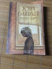 JOHN GARDER October Light