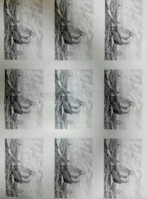 雕刻版郑和宝船 大版 马丁莫克雕刻