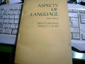 ASPECTS OF LANGUAGE  语言面面观