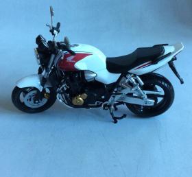 俊基(奥图美)合金车模(型号6026) 1:12仿真HONDA  CB1300SF摩托车模型