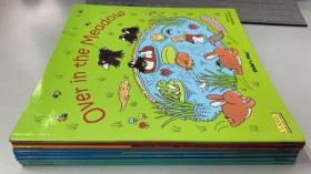 英文原版 少儿绘本精典 9册合售