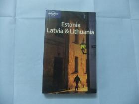 ESTONIA LATVIA & LITHUANIA 爱沙尼亚 拉脱维亚和立陶宛