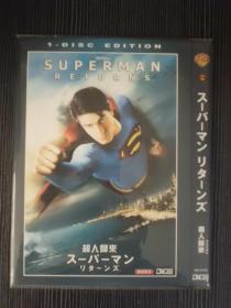 D9 超人归来 Superman Returns 又名: 超人再起 / 超人:强战回归 导演: 布莱恩·辛格 1碟 类型: 动作 / 科幻 / 冒险