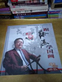跟徐湛学国画(DVD8碟装)