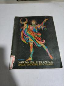 NATIONAL BALLET OF CANADA BALLET NATIONAL DU CANADA(加拿大国家芭蕾舞团加拿大芭蕾舞团)