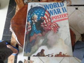 WORLD WAP II  POSTERS  (英文原版 :二战海报)