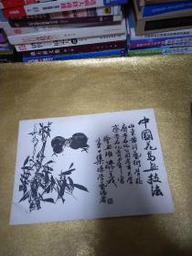 中国花鸟画技法(山东黄河艺术学校等绘画班讲义第一集)孙学艺著