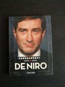 Robert De Niro(美国著名电影巨星、导演罗伯特·德尼罗写真传记,多彩图,图文并茂)