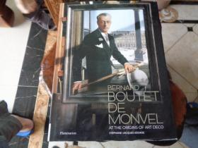 BERNARD BOUTET DE MONVEL  (伯纳德  蒙维尔美术馆  8开精装)