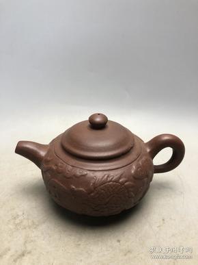 民国老茶壶A2606