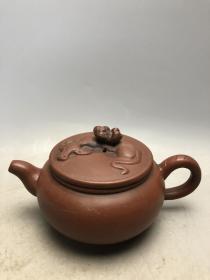 民国老茶壶A2607