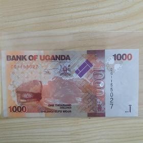 乌干达1000先令