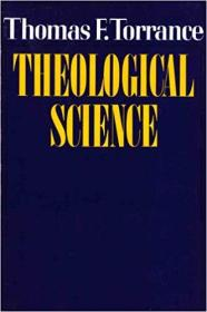 Theological Science (Galaxy Books)
