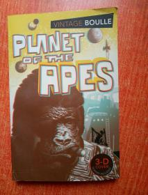 planet of the apes  人猿星球(英文版)