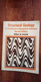 构造地质学-几何方法导论, 英文版 第2版