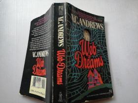 英文版 Web of Dreams by V.C. Andrews 著