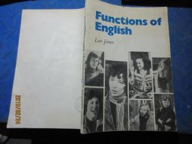 Functions of English